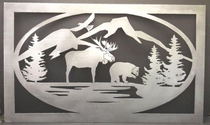 rail-panel-elk-bear